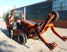 Ditch Witch RT80 with MT16 Microtrencher