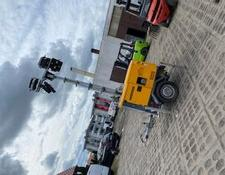 Atlas Copco light tower Portable light tower