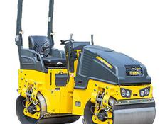 Bomag mini road roller BW 100 SL-5