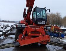 Manitou telescopic wheel loader MRT 2150 M Series