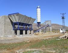 Fabo DRY TYPE CONCRETE BATCHING PLANT