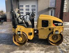Caterpillar mini road roller CB24B