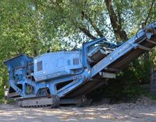 Terex crushing plant Pegson Premiertrack 1165
