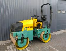 Ammann mini road roller AV40