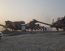 Constmach mobile crushing plant JS-2 MOBILE JAW and IMPACT CRUSHER, READY AT STOCK!